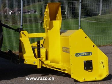 220 cm schneefr se razoparts f r traktor heckhydraulik 540. Black Bedroom Furniture Sets. Home Design Ideas