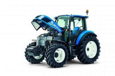 traktor new holland medium ehr traktor 4 radantrieb. Black Bedroom Furniture Sets. Home Design Ideas