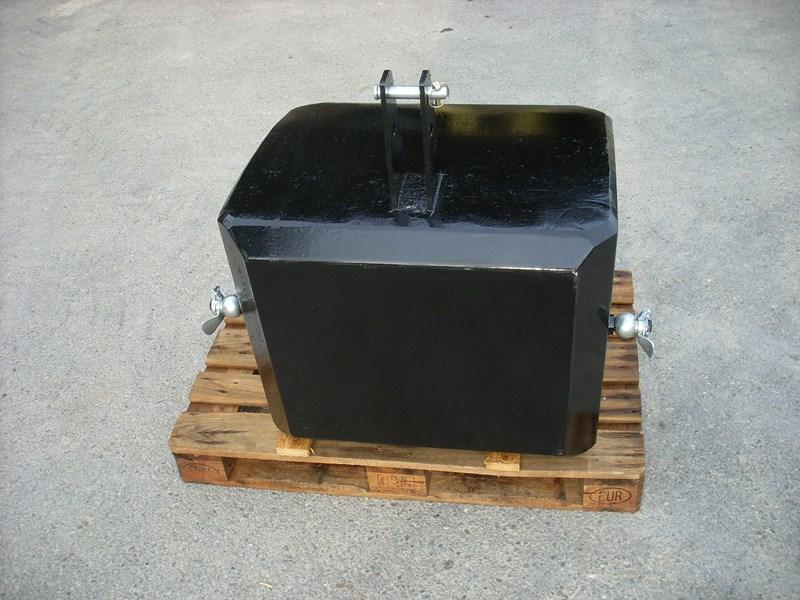 frontgewicht stahl beton 800kg agropool. Black Bedroom Furniture Sets. Home Design Ideas