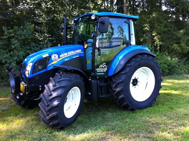 New holland 4 radantrieb for New holland 72 85