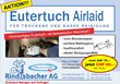 "Aktion: Eutertuch ""Airlaid"""