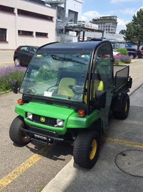 john deere gator te kommunalfahrzeuge transporter. Black Bedroom Furniture Sets. Home Design Ideas