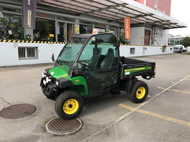 john deere gator xuv 825i traktor 4 radantrieb. Black Bedroom Furniture Sets. Home Design Ideas