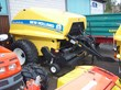 Rundballenpresse New Holland RB 125
