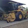 New Holland FX38, 2000 / Robert Aebi Landtechnik AG