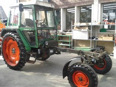 fendt gt345 1985 traktor 2 radantrieb. Black Bedroom Furniture Sets. Home Design Ideas