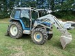 Tracteur forestier Ford 6640 SLE