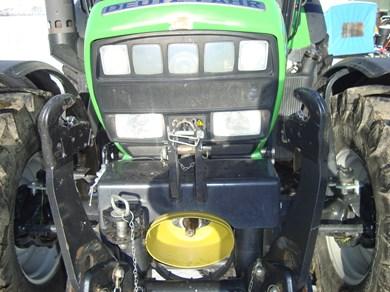 Deutz Fahr Agrotron M 410 Tracteurs 4 Roues Motrices