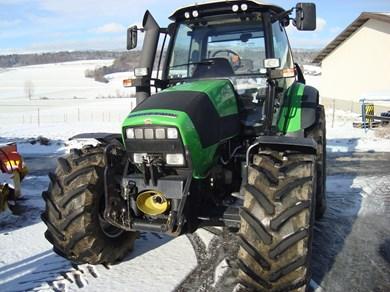 Deutz Fahr Agrotron M 410 Traktor 4 Radantrieb