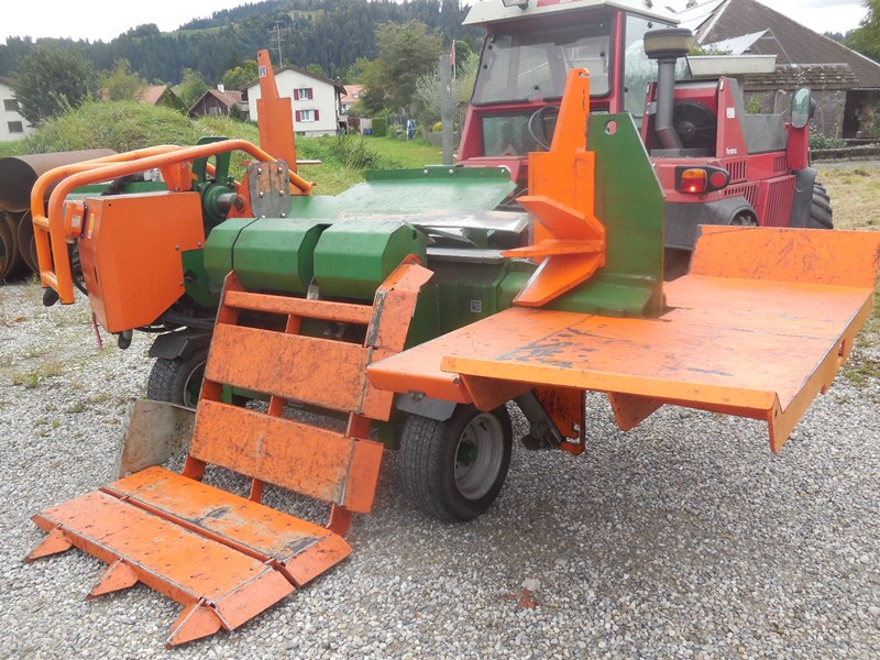 Holzspalter posch splitmaster 30 t agropool for Splitmaster