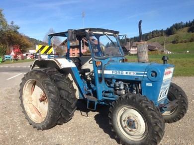 Traktor 4 X 4 Ford 4100 | Agropool
