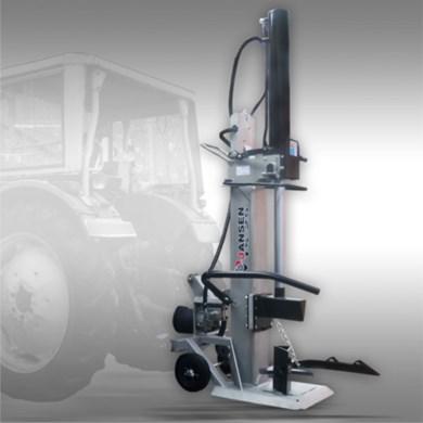 neuer traktor holzspalterts 25 25to stehend mit stammheber holzspalter. Black Bedroom Furniture Sets. Home Design Ideas