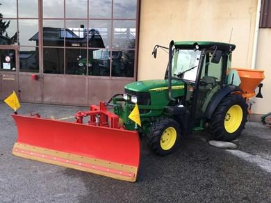 john deere 5315v f r winterdienst traktor 4 radantrieb. Black Bedroom Furniture Sets. Home Design Ideas
