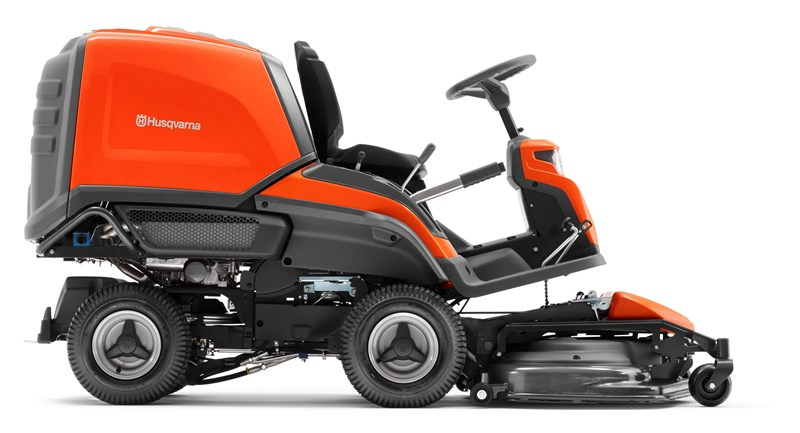husqvarna rider rc 320 ts awd mit grasfangbox agropool. Black Bedroom Furniture Sets. Home Design Ideas