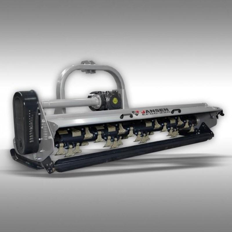 neuer Schlegelmulcher Jansen EFGC-220 (auch 125, 145 und