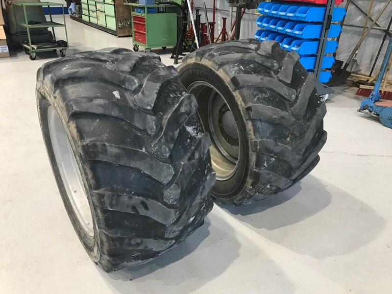 Alliance 500/40R20 AS | Rundballenpresse | Agropool