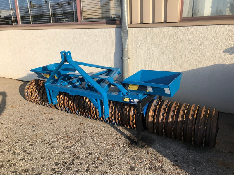 rouleau Dalbo 3 m frotal  | Rouleaux | Agropool