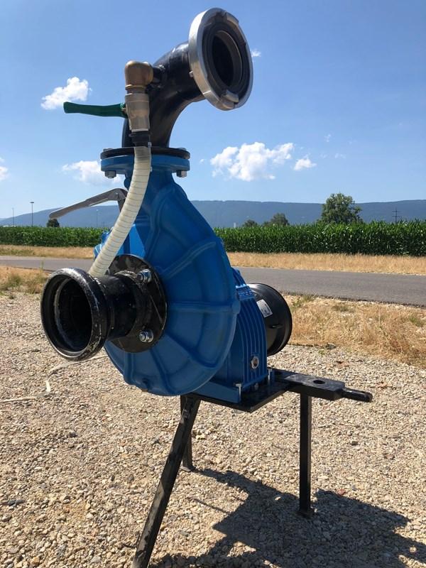 Top Zapfwellen Zentrifugal-Wasserpumpe | Agropool @VO_72