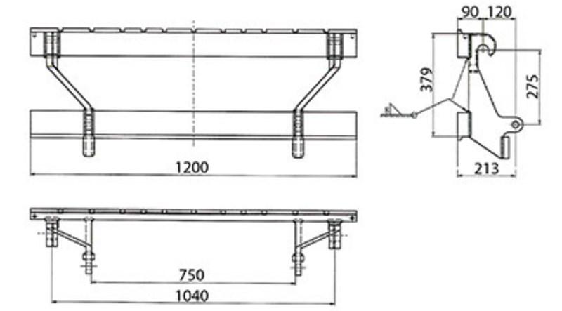 4 pcs TLP2748 High Speed Coupler Totem Pole Inverter  5KV  1-Channel  SO6L #BP