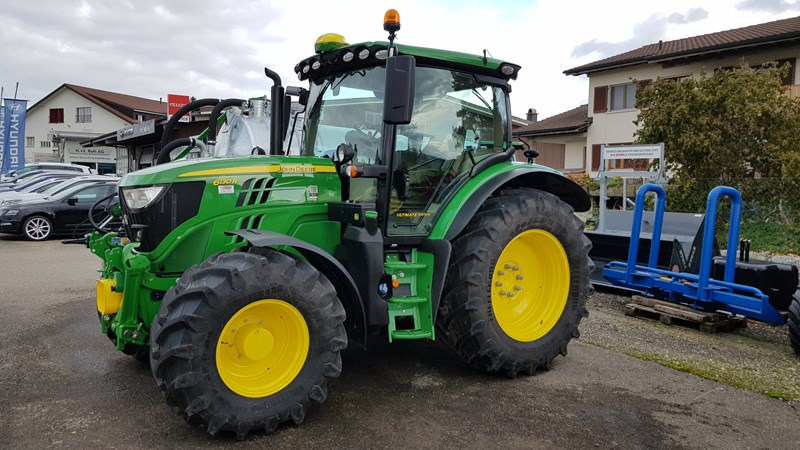 John Deere, 6130R, Command PRO | 4 roues | Agropool