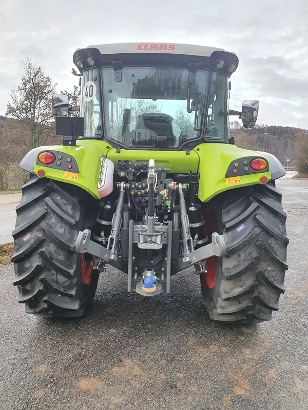CLAAS ARION 410 Swiss + | Traktor 4-Rad-Antrieb | Agropool